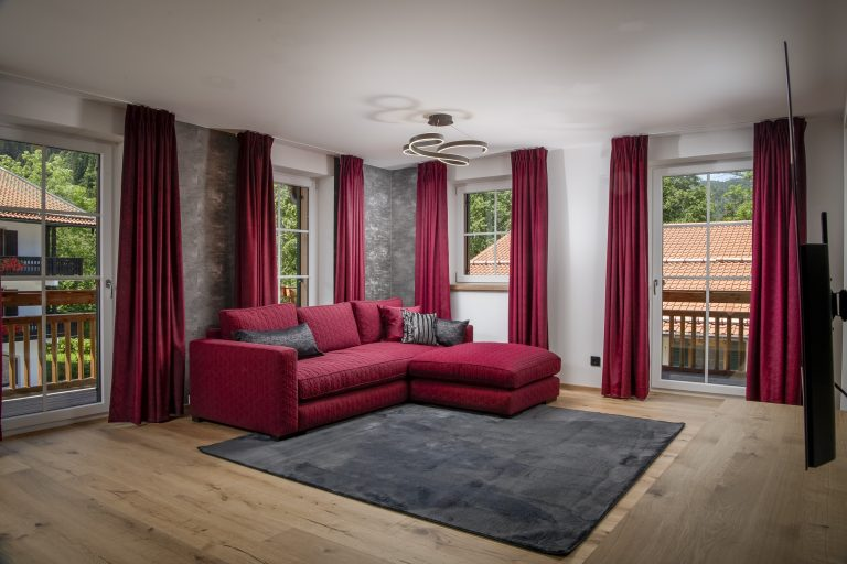 luxury apartments-r6-tegernsee-apartment-10-living room